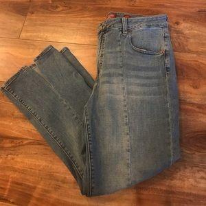 Lucky Brand Emamni denim jean bootcut jeans 14w